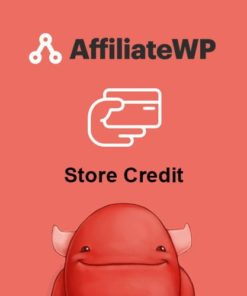 AffiliateWP - Store Credit