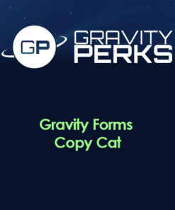 Gravity Perks - Gravity Forms Copy Cat