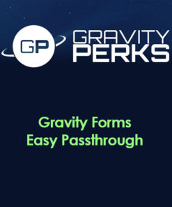 Gravity Perks Gravity Forms Easy Passthrough