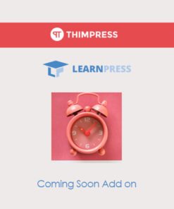 LearnPress - Coming Soon Courses